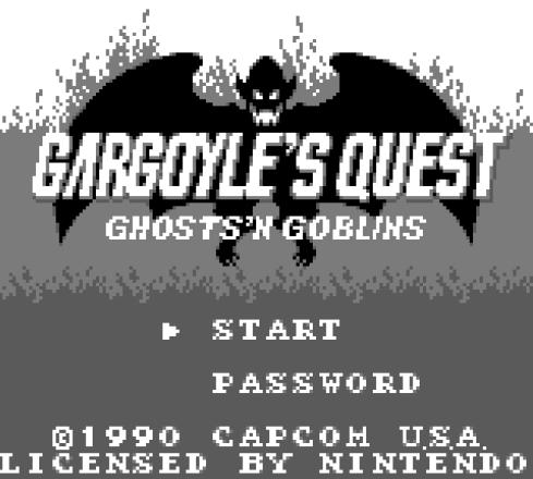 gargoyles-gb